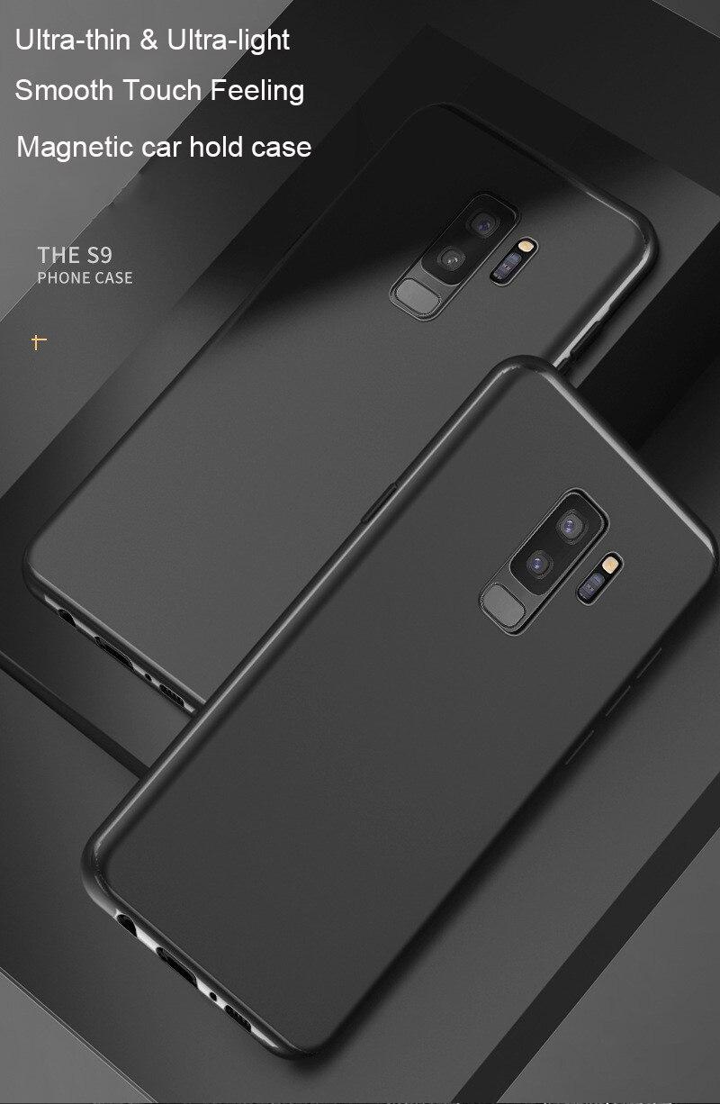 magnetic car holder case for Samsung s9 s9 plus (6)