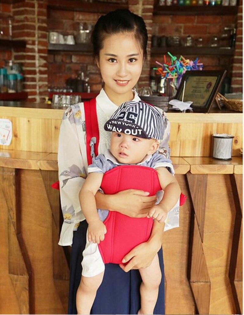 MOTOHOOD Baby Kangaroo Backpack Ergonomic Baby Carrier Wrap Breathable Sling baby Tragetuch Adjustable Comfort Infant Hipseat (11)