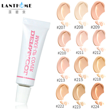 100% Original Dermacol Base Primer Corrector Concealer Cream Makeup Base Consealer Face Foundation Contour Palette 4g