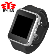 Cheap Factory Smart Phone Watch Passometer Camera SIM Card Call Smartwatch For Xiaomi Huawei HTC Android Phone Watch Old Child(China)