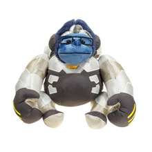 26 cm Cartoon Doll Plush Toy Winston plush doll Rye Pioneer gorilla scientist hero toys