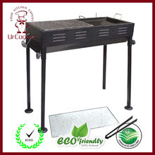 DHL Free shipping High Quality Cheap BBQ Outdoor Grill portable charcoal bbq grill(China)