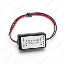 12V Power Filters Reversing Rectifier Ballasts Solve Rear View Camera Ripple Splash Screen Interference Relay Filter #CA5350