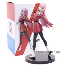 SEAG Zero Two DARLING in the FRANXX 02 PVC Figure Collectible Model Toy