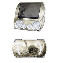 Resistance Fall 073 Vinyl Skin Sticker Protector for Sony PSP GO skins Stickers for PSP GO(China)