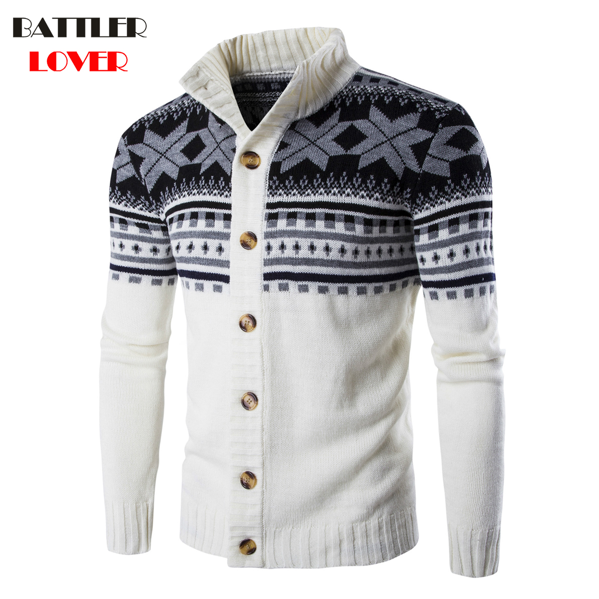 2018 Mens Sweaters Men Winter Thick Warm Clothes Casual Christmas Jacket Coat Jumper Autumn Men Outwear Sweater Hombre Cardigans
