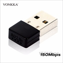 Network Card LAN Dongle High Speed 150Mbps Mini USB Wifi Wireless Adapter 802.11 B/G/N(China)