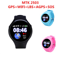 New Child Smart Watch T88 With GPS Global Positioning Baby Watchs Kid Safe Anti-Lost Monitor SOS Call Location Device Tracker(China)