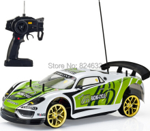 Newest 4WD 1:14 DRIFT RACER  remote control car/ drift racing car with With light/ Charging Free shiping