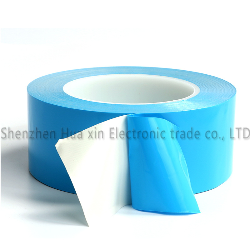 Free shipping High Quality 50mm*20m Glass fiber Thermal double-sided adhesive tape<br>