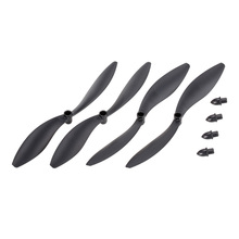 2 Pairs Propeller CW CCW Propellers for GTENG T905F T905W FPV Drone RC Quadcopter Part(China)