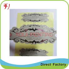 Customized      Printing Logo Printed Custom Adhesive Sticker,Self Adhesive Honey Stickers,Honey Packaging Bottles Labels