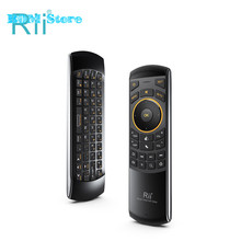 [Genuine] Russian i25 Fly Air Mouse 2.4GHz Wireless Keyboard IR Remote Motion sensing game Combo FM5 Pro Android Box PC(China)