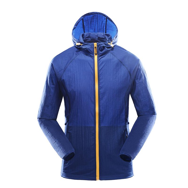 Man Jogging Raincoat (3)
