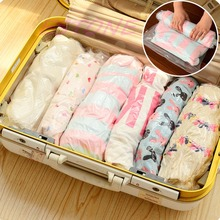 New Arrival 70x100cm Vacum Storage Saving Space Seal Bag Home Organiser Large 4 Choose jun14(China)