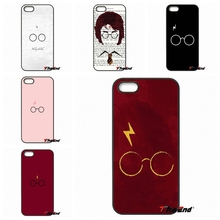 For Motorola Moto E E2 E3 G G2 G3 G4 PLUS X2 Play Style Blackberry Q10 Z10 Harry Potter Glasses Pattern Mobile Phone Cases