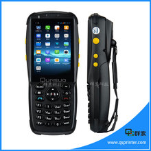 China factory handheld wireless pda android rfid 3g pos terminal portable 2d laser scanner