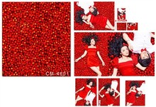 red fruit harvest studio wedding photos photography backdrops custom camera fotographic digital printed background backdrop