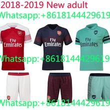 beaa90739a1 2018 2019 Arsenals jersey 18-19 Home Away football camisetas Thai AAA shirt  survetement football Soccer jersey