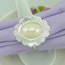 20 pcs/ lot The hotel restaurant dedicated exquisite luxury napkin ring napkin ring table decoration items