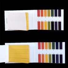 High Quality 80 Strips PH Test Strip Aquarium Pond Water Testing PH Litmus Paper Full Range Alkaline Acid 1-14 Test Paper Litmus(China)