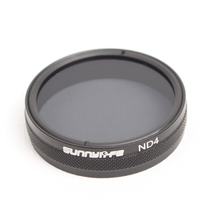 F18667/70 ND4 ND8 ND / MCUV / CPL Lens Filter for DJI Phantom 3 4 4K Professional \ Advanced \ Standard Quadcopter Drone Camera