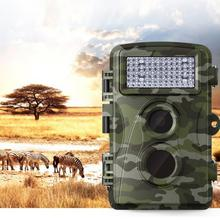 Outdoor H3 720P Detection Non Flash Hunting Camera Infrared Anti Theft Video Camera Scouting Trail Camera Game Wildlife IR PIR