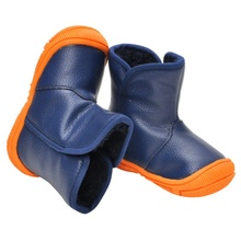 Baby Shoes Baby Boy Shoes Winter Warm Baby Boots Boys Toddler Shoes Infant PU Leather Boots High Quality