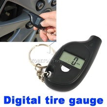Mini Portable Digital Car Auto Tire Pressure Tester Procession Tool 2-150 PSI Motorcycle Tyre Air Meter Gauge LCD Display