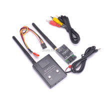 TS835 RC832 Plus FPV 5.8G 600MW 48CH (2-6S) 7-28V Wireless AV Transmitter TS835 Receiver 32 Channel RC832 Plus
