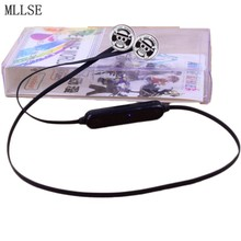 MLLSE Anime One Piece Luffy Pirate Skull Bluetooth Headphones Wireless Earphones Sport Headset Bluetooth Earphone Stereo Earbud(China)