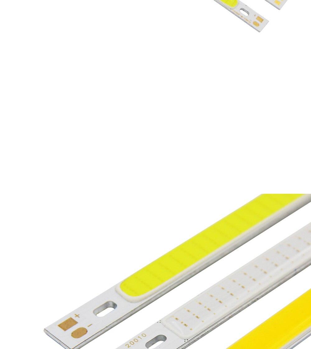 cob led light strip lamp bulb car auto lighting 10w 12V (6)