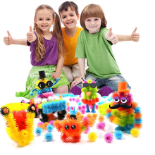 400PCS Accessories Build Mega Pack Animals Spot Best Block Toy Set Magic Ball Handmade Educational Toys girl boy birthday Gift