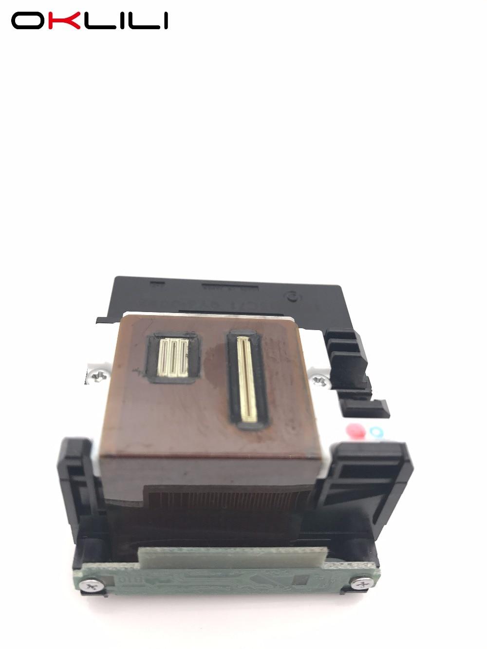 OKLILI ORIGINAL QY6-0052 QY6-0052-000 Printhead Print Head for Canon PIXUS 80i i80 iP90 CF-PL90 PL95 PL90W PL95W<br>