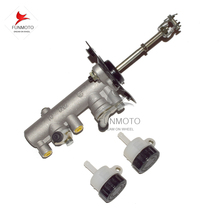 brake pump of CFMOTO CF625-3 Z6 ATV PARTS brake master cylinder. 9060-080200/9030-080110 brake system