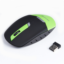 Super Slim Wireless Mouse 2.4Ghz Computer Optical Mice for Desktop Laptop