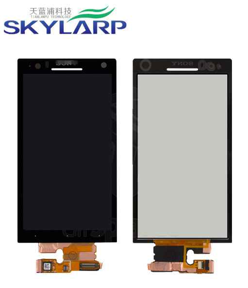LCD Display Touch Digitizer Screen Assemblly for Sony LT26i Xperia S / LT26ii Xperia SL <br><br>Aliexpress