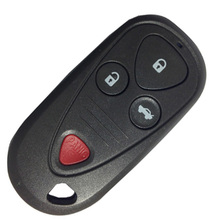 KEMANI Keyless Entry Remote Key Fob Shell Case 4 buttons for Honda Acura TSX TL RL CL car styling hot sale