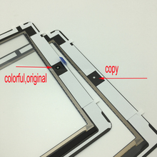 Original Front Glass For Ipad 3 A1416 A1460 A1403 Touch Screen With Original Tape Free Tools
