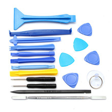 18 in 1 Smart Cell Mobile Phone Opening Pry Repair Tool Kit Screwdrivers For iPhone For Samsung Hand Tools Set Top Quality