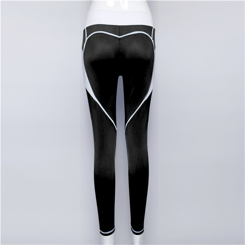 Yoga Pants Women Sport Leggings UMLIFE Heart Fitness Legging Sexy Hip Push Up Sport Tights Jogging Femme Yoga Leggings Hot Sale (6)