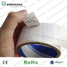 10pcs/pack Latest Promotion UHF RFID Tag Label Printable Blank Low Price Passive RFID Sticker with Alien H3 Smart Chip