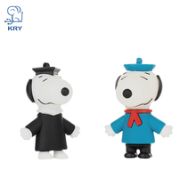 KRY fashion cartoon dog pendrive Thumb 2017 usb flash drive u disk flash drive 4gb 8gb 16gb 32gb 64usb flash memory menory drive(China)