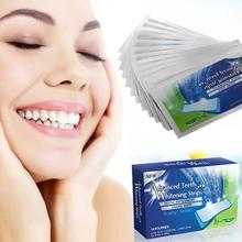 Buy 14 Pairs Oral Hygiene Teeth Whitening Strips Professional 3D White Strips Tooth Whitener Bleaching White Advanced Sticker for $3.65 in AliExpress store