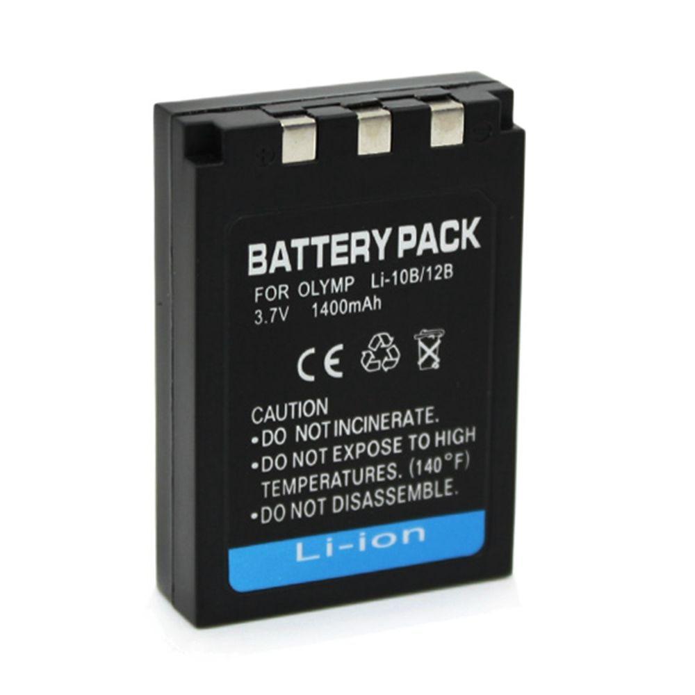 1400mAh Li-12B Li-10B LI 12B 10B Camera Battery  For OLYMPUS u300 u400 u410 C760 C765 C70 C7000 C770 u500 u600 u800 u810 u1000<br><br>Aliexpress