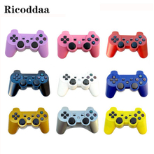 For PS3 Controller Wireless Bluetooth Dual Vibration Gamepad For Sony Playstation 3 SIXAXIS Console Controle Joystick Accessory(China)