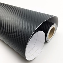 Buy 200cm*50cm 3D Carbon Fiber Fibre Vinyl Film Sheet DIY Car Stickers Waterproof Motorcycle Car Styling Wrap packaging Accesso for $9.48 in AliExpress store