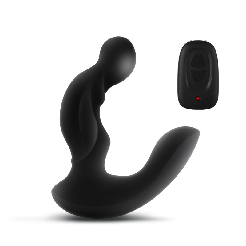 Wireless remote control Levett 8 freqency+3 Speed Anal Sex toys For Male Prostate Massage Dadul Motor Anal Vibrator Butt Plug.<br>