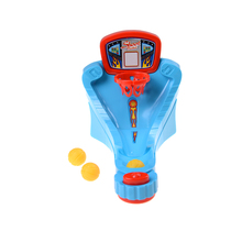 Outdoor fun Mini Basketball Shooting Machine One Or More Players Game Toy Children Kids Basketball Game Training Toy for Boys(China)