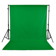 1.6 * 3M / 5 * 10FT Photography Backdrops Non-woven Studio Photo Background Green screen fotografia Black White Green for Option(China)
